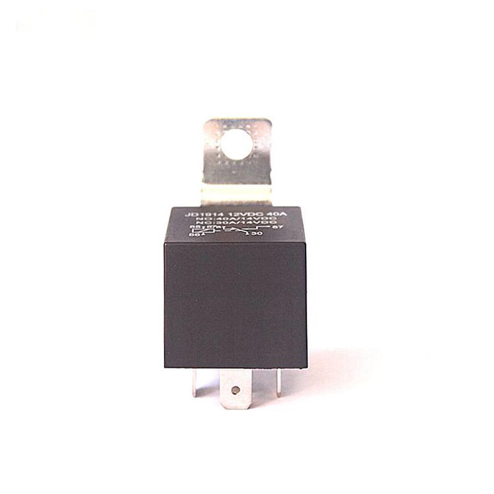 5x 12  24  48v Automotive Relay Socket 40a 4  5 Pin Bracket