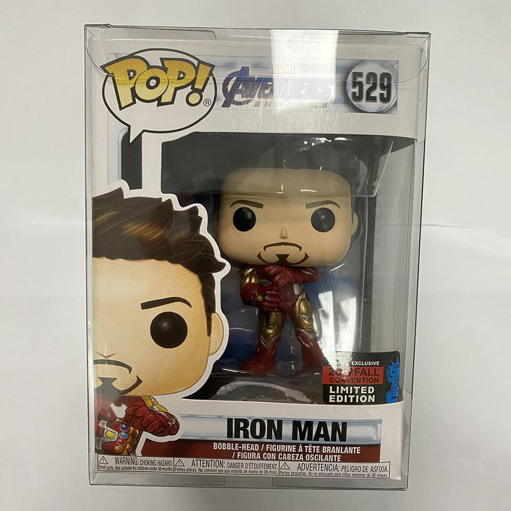 FIGURINE NEUVE FUNKO POP MARVEL AVENGERS - Tony Stark 529 - Action Figure Cadeau - Jouet et jeux