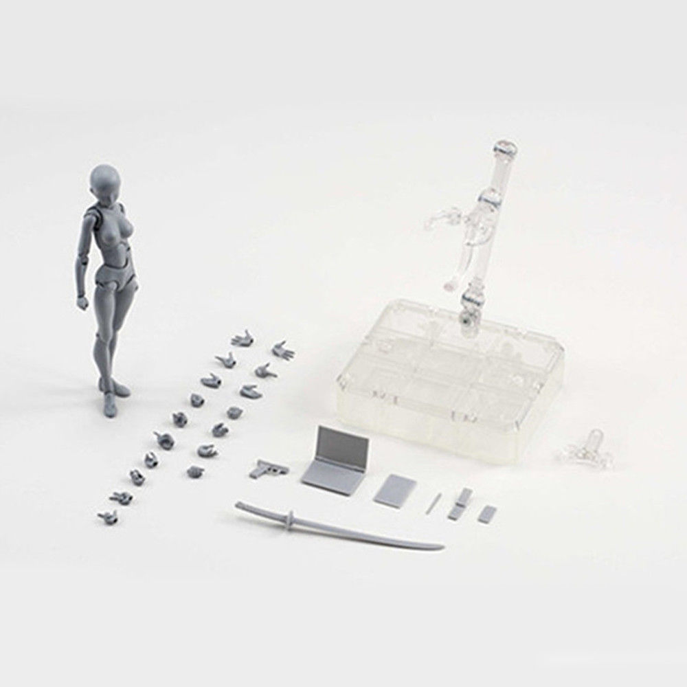 For LUXE S.H.Figuarts Body Kun Chan DX Set Drawing Figure for Cadeaux d/'artistes