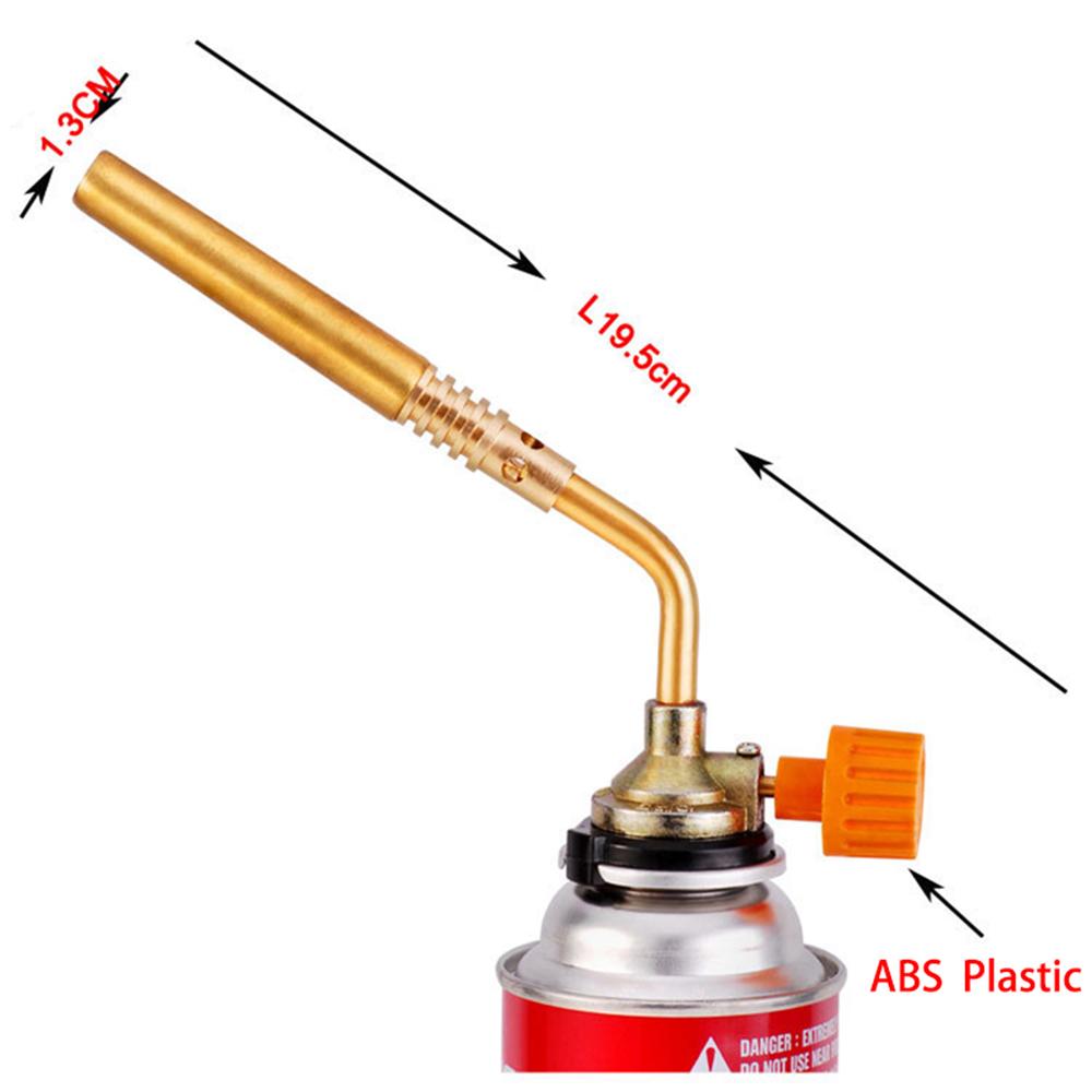 Blow Torch Bunsen Burner Blowtorch Gasbrenneraufsatz with Ignition