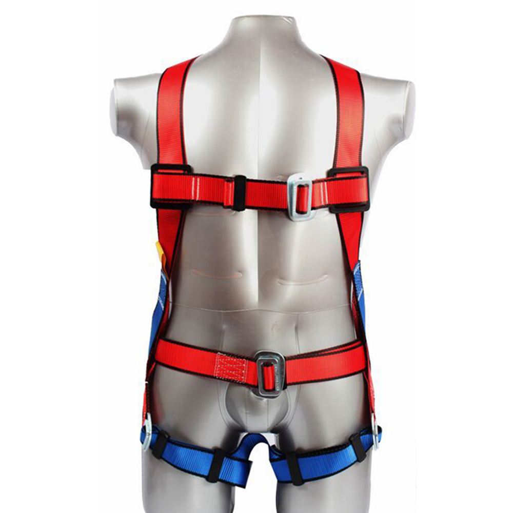 2 Point Safety Harness Comfort Fall Protection Arrest Full Body