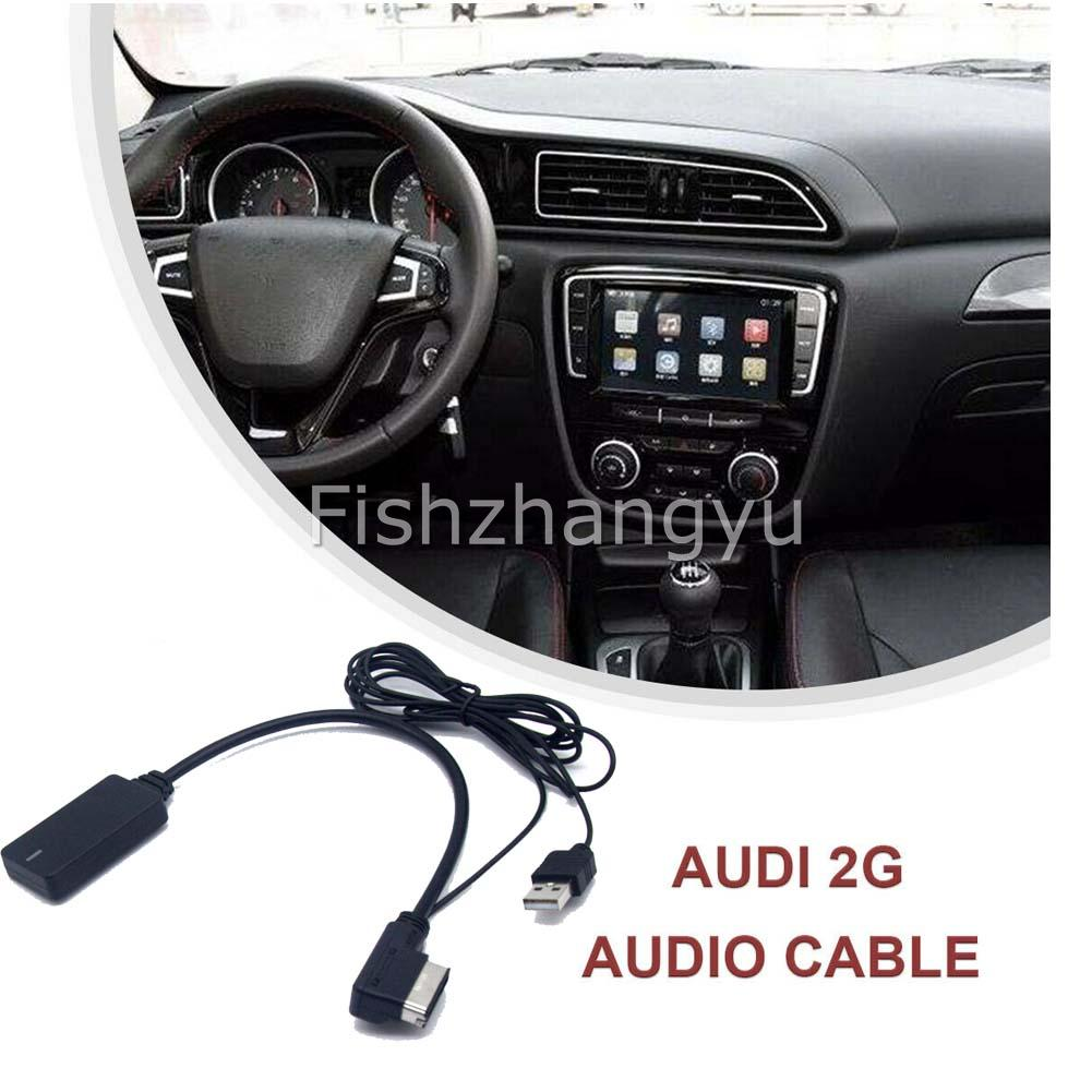 Ami 2g Mmi Bluetooth Adapter Aux Audio Cable For Audi A5
