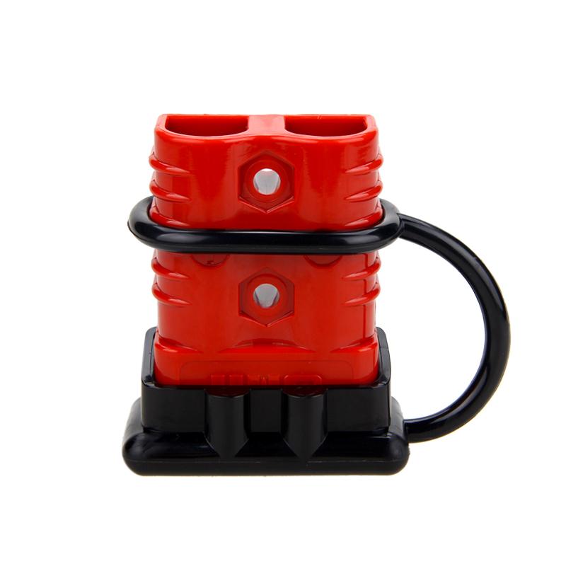 2pcs 175A Auto Batterie Steckverbindung Schnellverbinder Kappe Schnellkupplung #