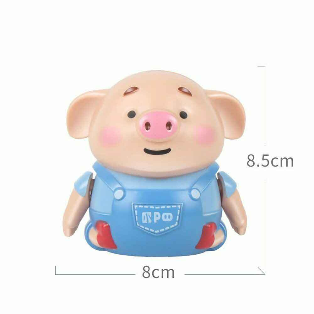 Educational Creative Pen Inductive Pig Toy Christmas Toy ...