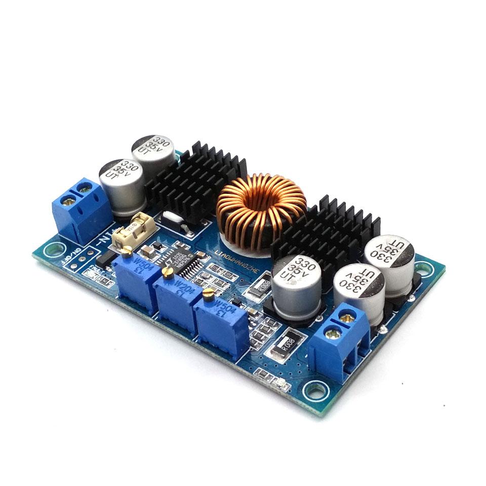DC-DC Step Up//Down Konstantspannungs Stromversorgungsmodul Voltage Regulator NEU
