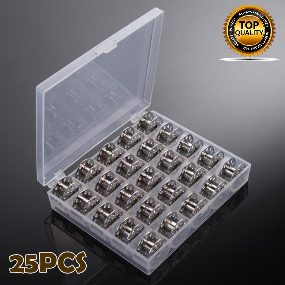 21x9 mm; 10 Stück Metall Schlitz Spulen für viele Veritas// Textima