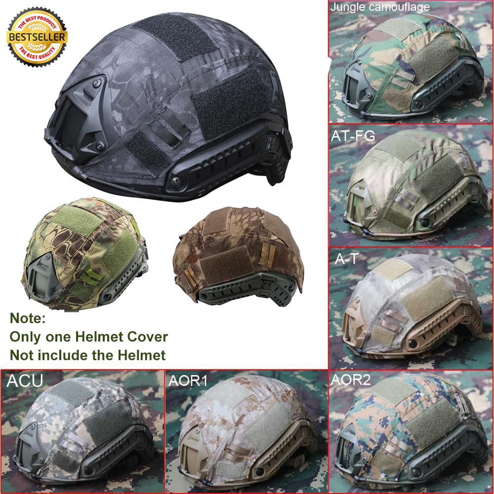 HELMBEZUG Helm Cover Helmüberzug Helmet Tarnbezug Bundeswehr Paintball Gotcha