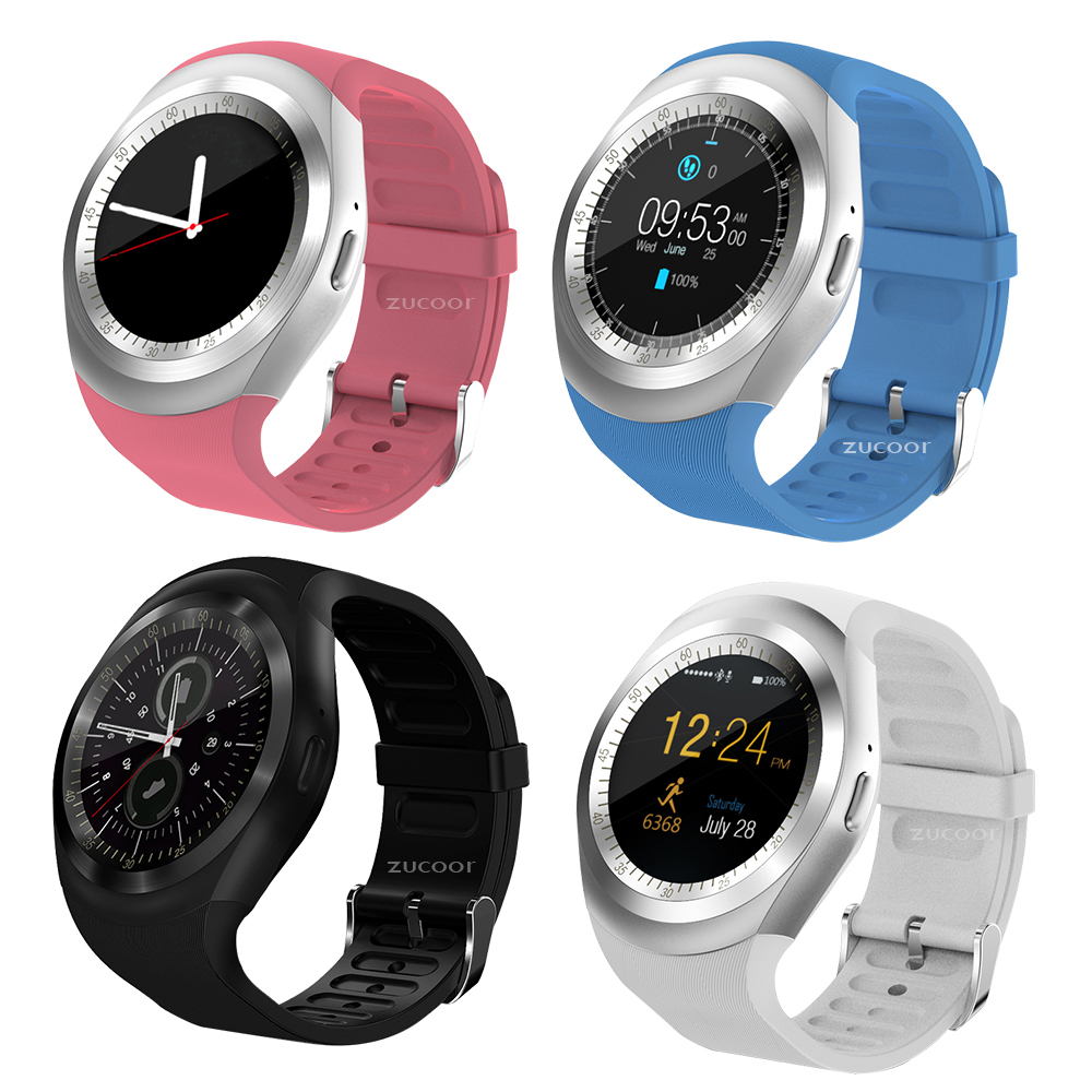 Details about V8 Smart Watch Bluetooth SIM GSM Fitness Phone Mate For iOS  Android iPhone CHF