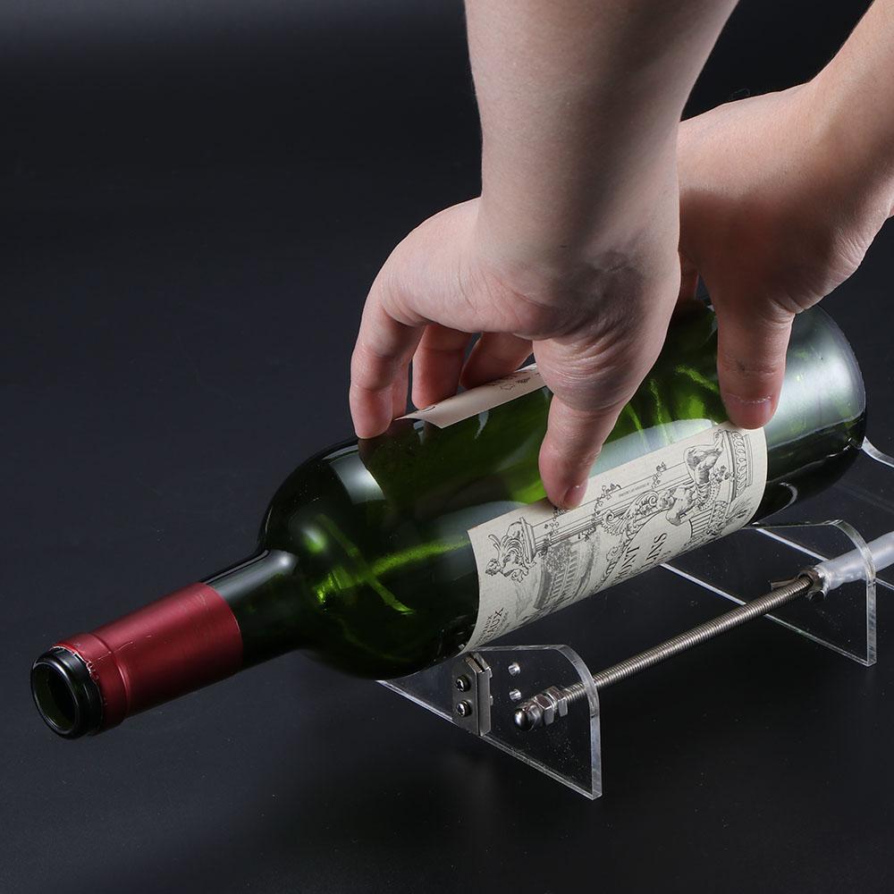 20-230mm Wine Beer Glass Bottle Cutter Machine Jar Cutting ...