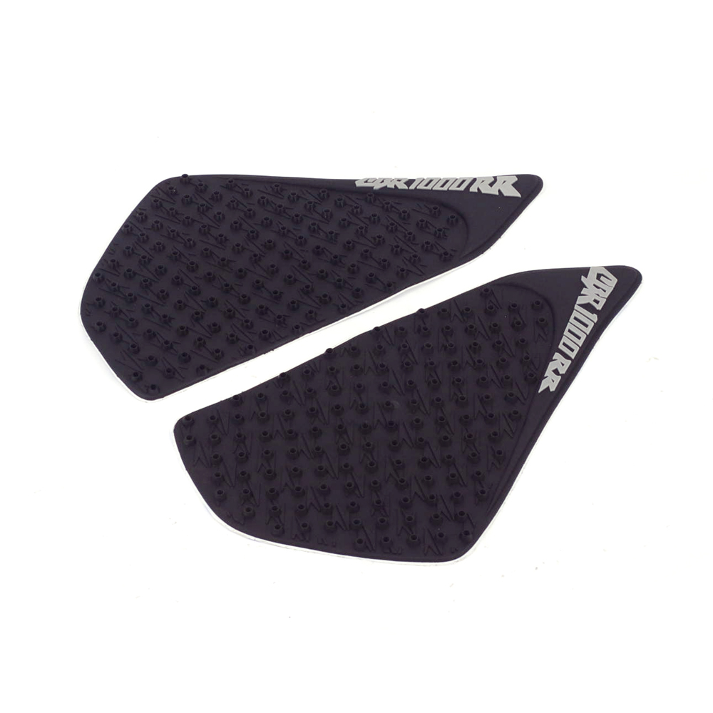 Motorcycle Tank Traction Pad Grips Rubber Gas Tank Decals Knee Protector For Honda CBR1000RR 2004-2007
