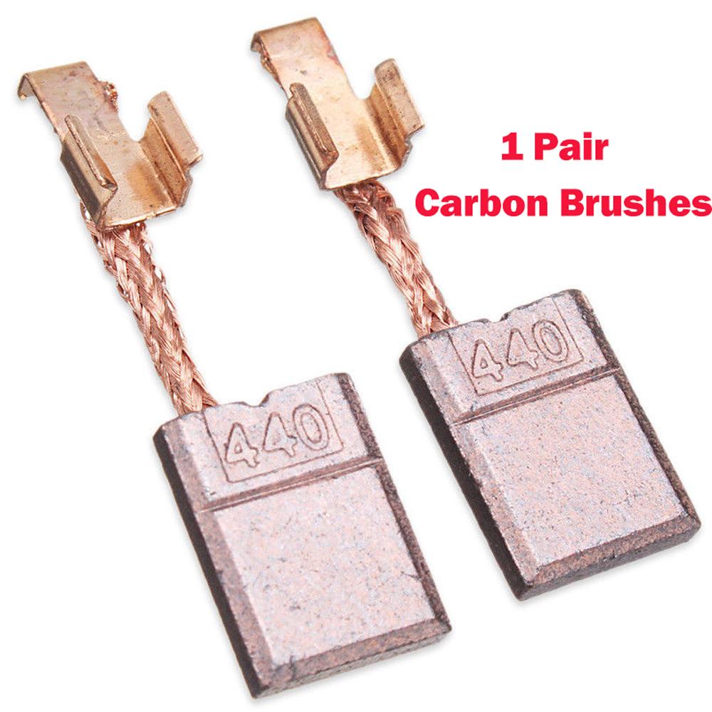 1 Pair Makita CB440 Impact Driver Carbon Brushes 18V//14.4V BDF442 BDF446 BDF458