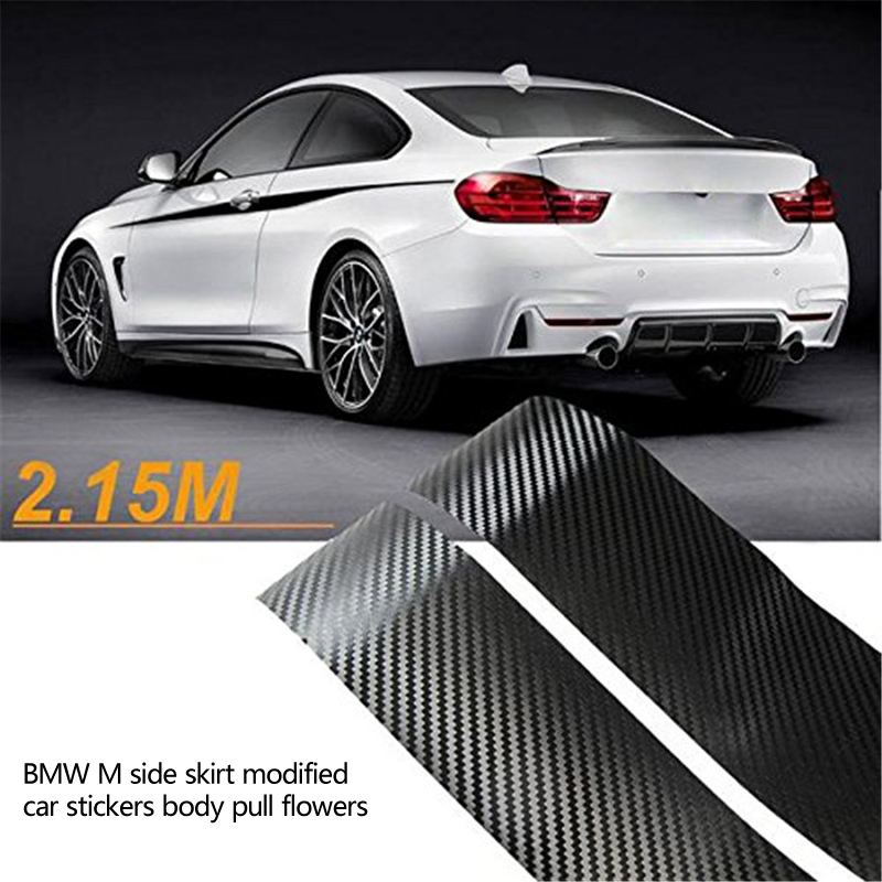 2X M Performance Sport Side Skirt Stripe Decals Sticker M2 X1 X3 X5 2//4Dr Coupe