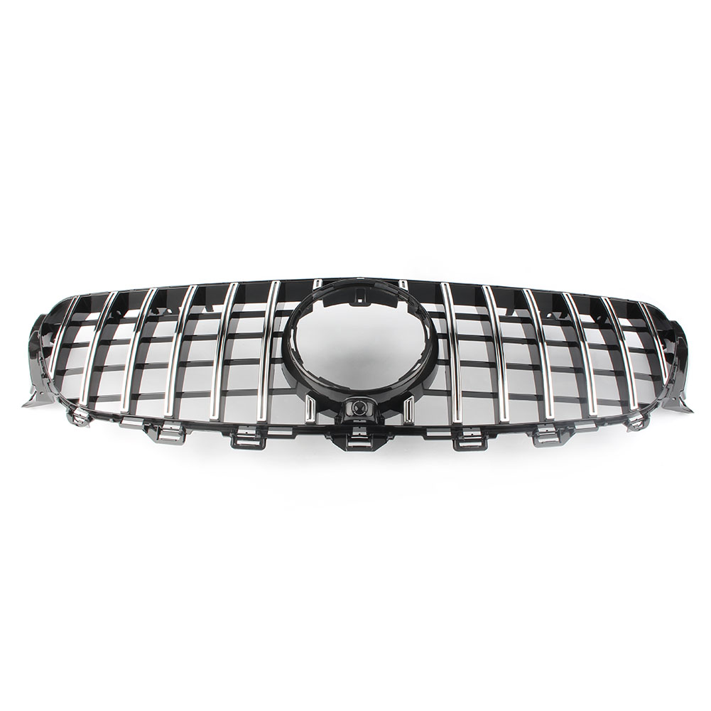 Diamond Grill Grille Front For Mercedes Benz W205 New C