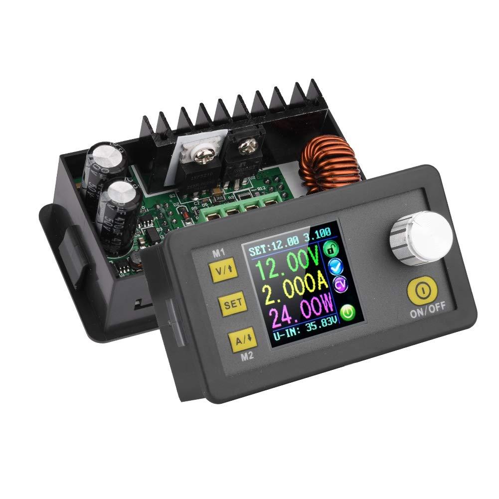 DPS5005 LCD Display programmierbar Netzteilmodul Step-down Regler 50V//5A Neu