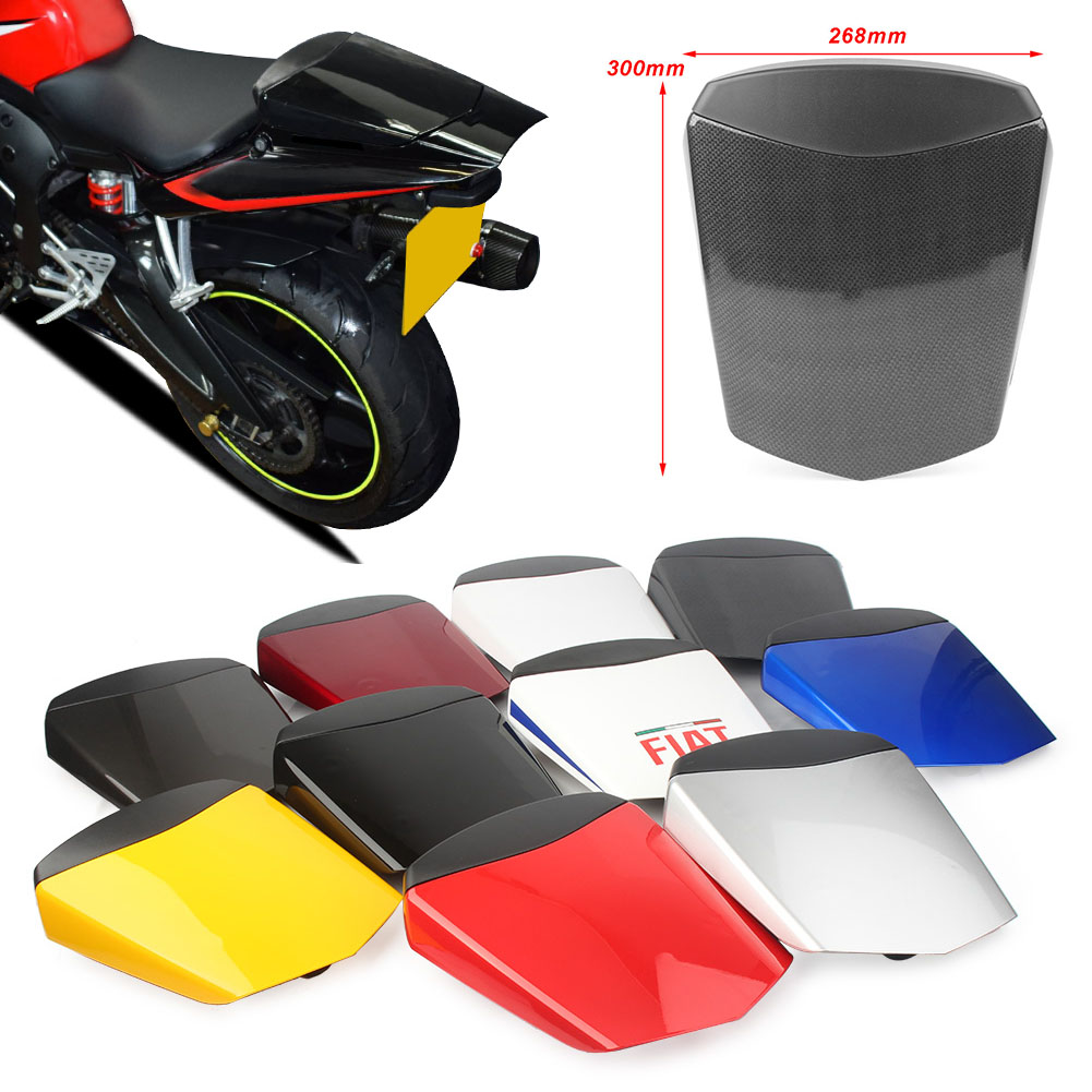 Rear Pillion Passenger Cowl Seat Back Cover Fairing Fits Yamaha YZF R6 2006-2007