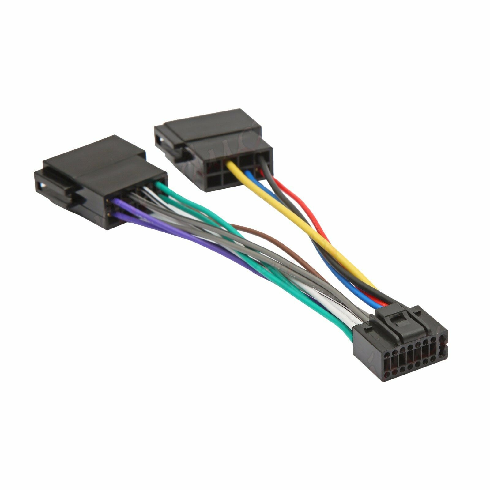 on wiring harness adaptor car stereo