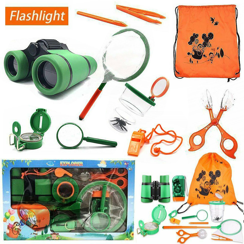 AU Kids Bug Catcher Toy Insects Collecting Kits Outdoor ...