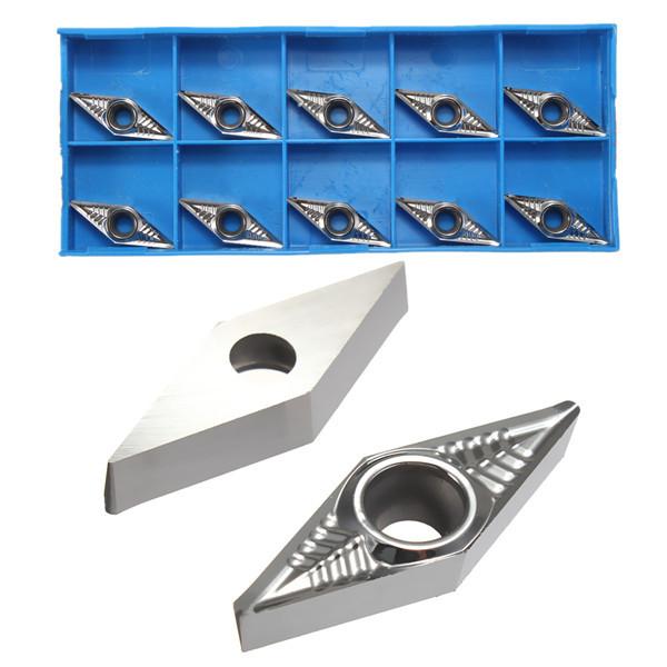 VCGT160408-AK VCGT332-AK H01 Carbide inserts Cutter inserts blades for Aluminum