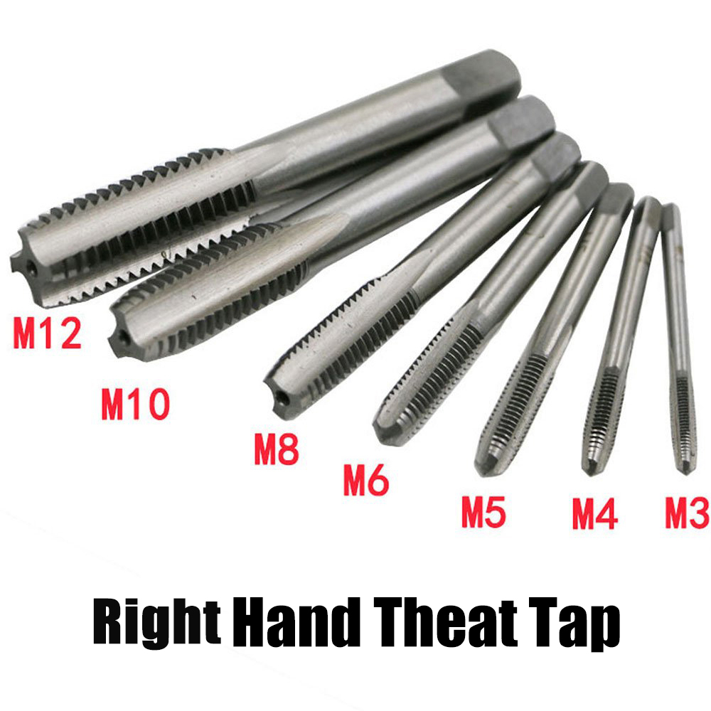 Germany HSS Left Hand Tap M5 x 0.8 Quality Made by Volkel