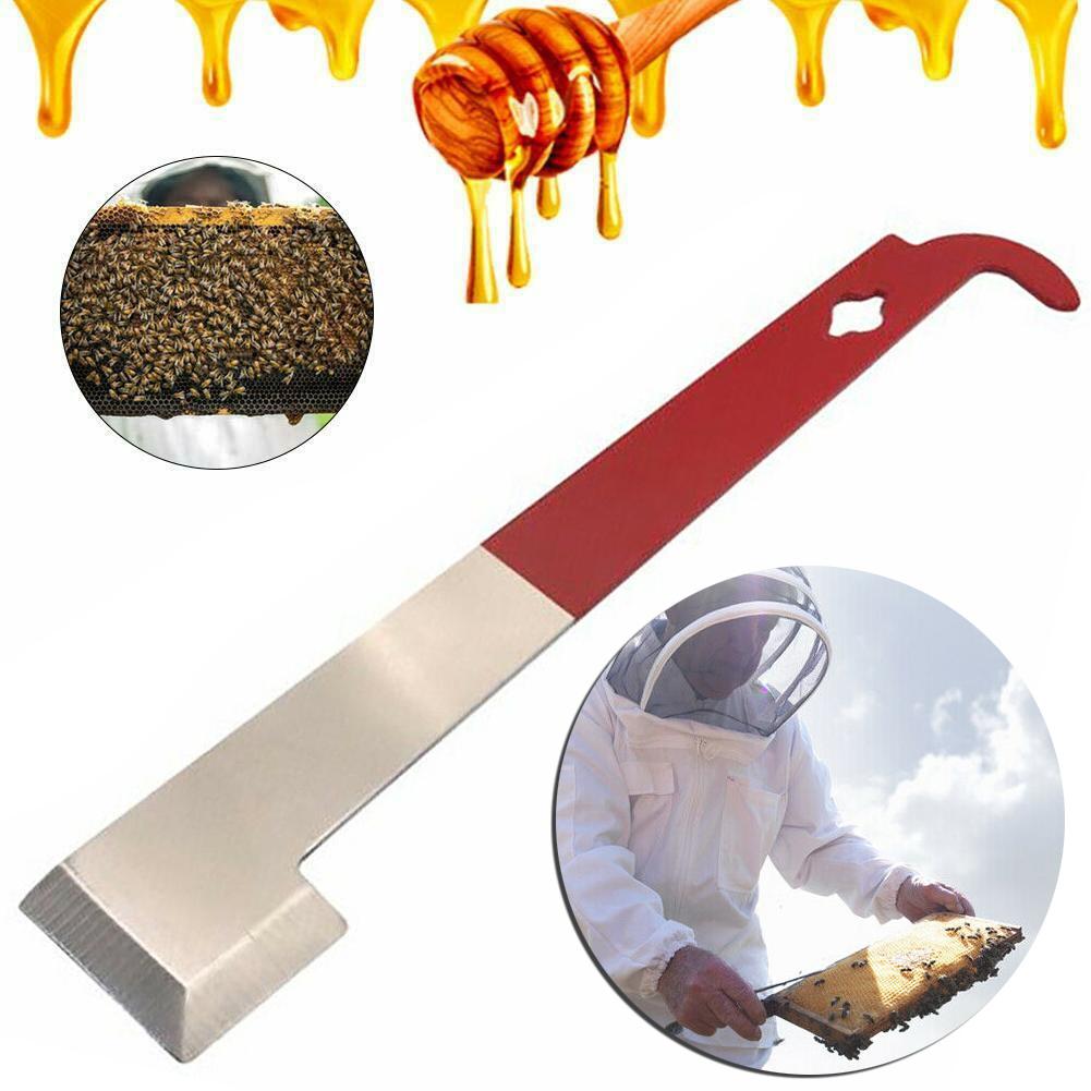 Beehive Scraper Beekeeping Tools Stainless Steel Equipment Beekeeper Extractor