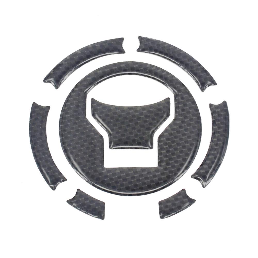 3D Carbon Fiber Gas Cap Tank Cap Pad Sticker For HONDA CB500F// CB500FX 2014-2015