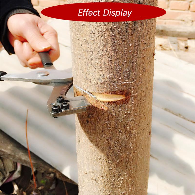 New Ring Shaped Fruit Tree Peeling Pliers Bark Stripping Cutting Girdling Tools