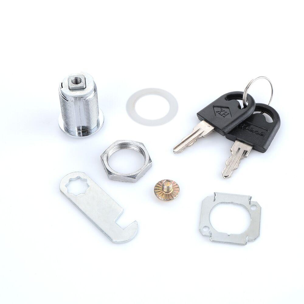 4Pcs CamLock Cabinet Keyed Cam locks Keyed Alike Lock RV ...