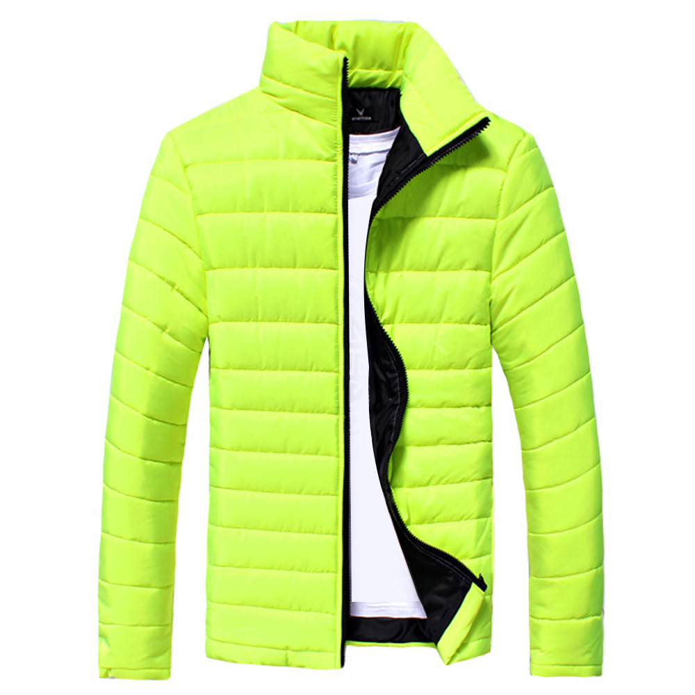 Mens Puffer Bubble Down Coat Jacket Winter Warm Quilted Padded Packable Outwear