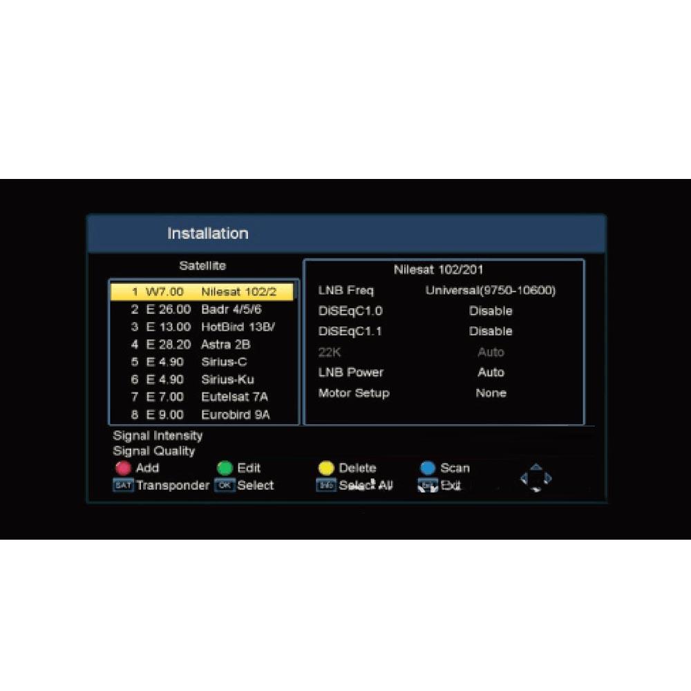 Details about DVB-S2-V5 MPEG4 Freesat HDMI Smart TV Satellite Receiver  1080P HD BOX EU Plug!