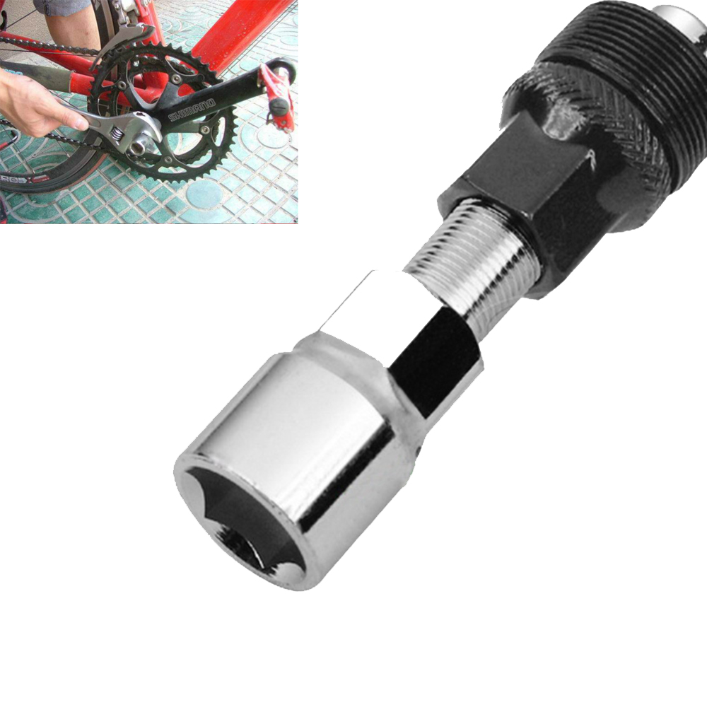 Bicycle Crank Puller Remover Extractor Pedal Tool Road Mountain Bike MTB