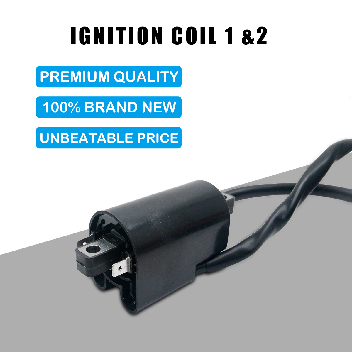 Ignition coil 1 2 for Suzuki GSF400 GSF600 GSF1200 Bandit GSF 400 600 1200