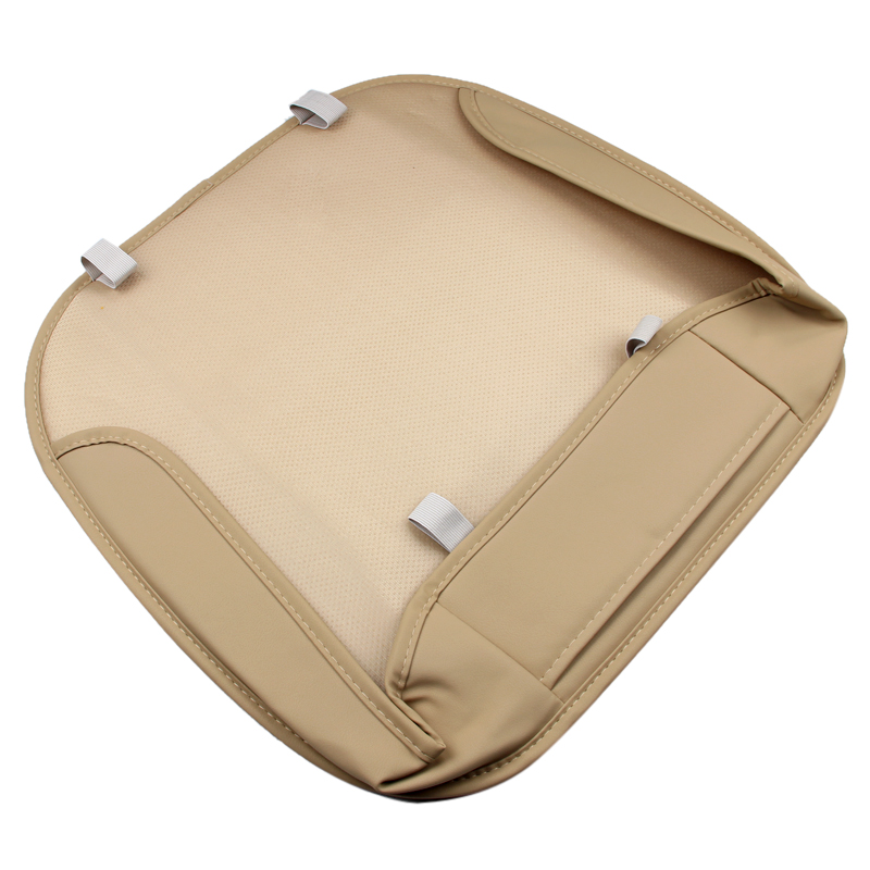 Universal PU Leather Car Seat Cover Protector Cushion