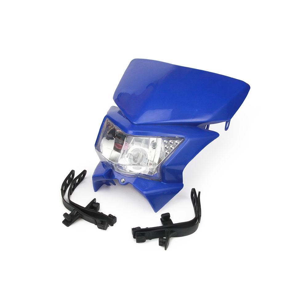 LED Headlight Head Lamp For Yamaha YZ125 YZ250F WR250