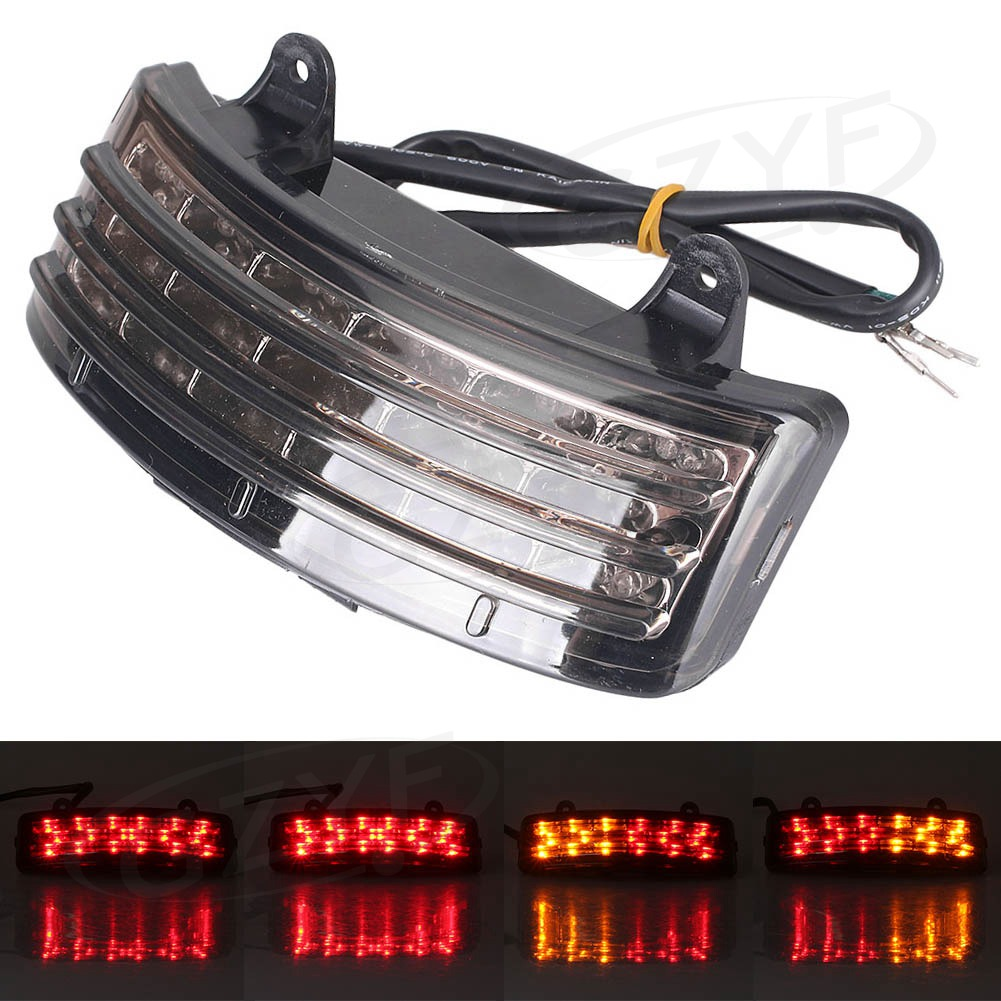 FLTRX Street Glide Touring Motorcycle LED Taillight for Harley Davidson FLHX