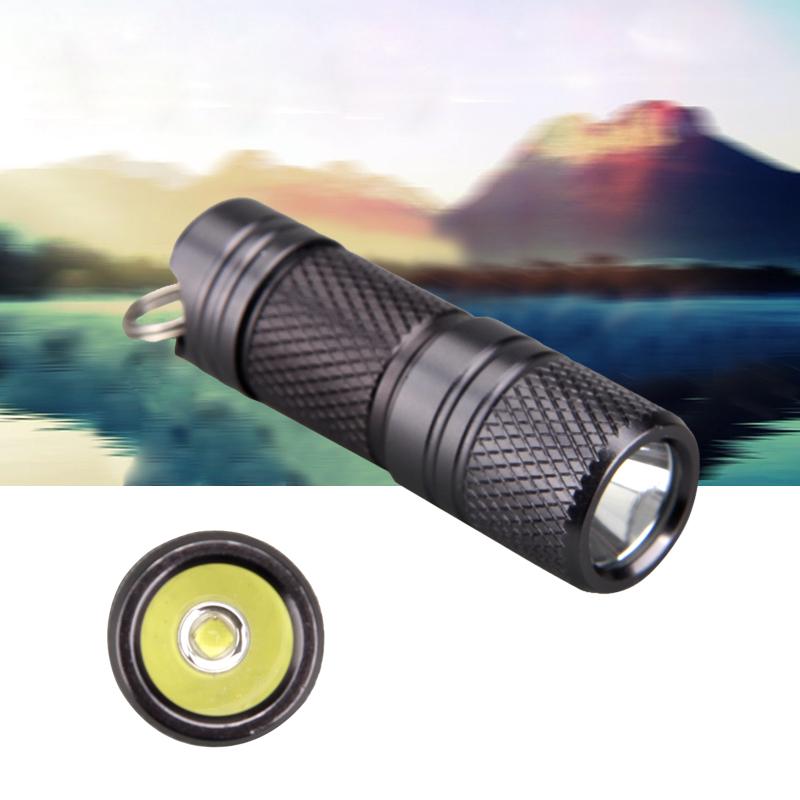 Taktisch 5000lm T6 LED Taschenlampe Lampe Wasserdicht Rollen montieren Fackel