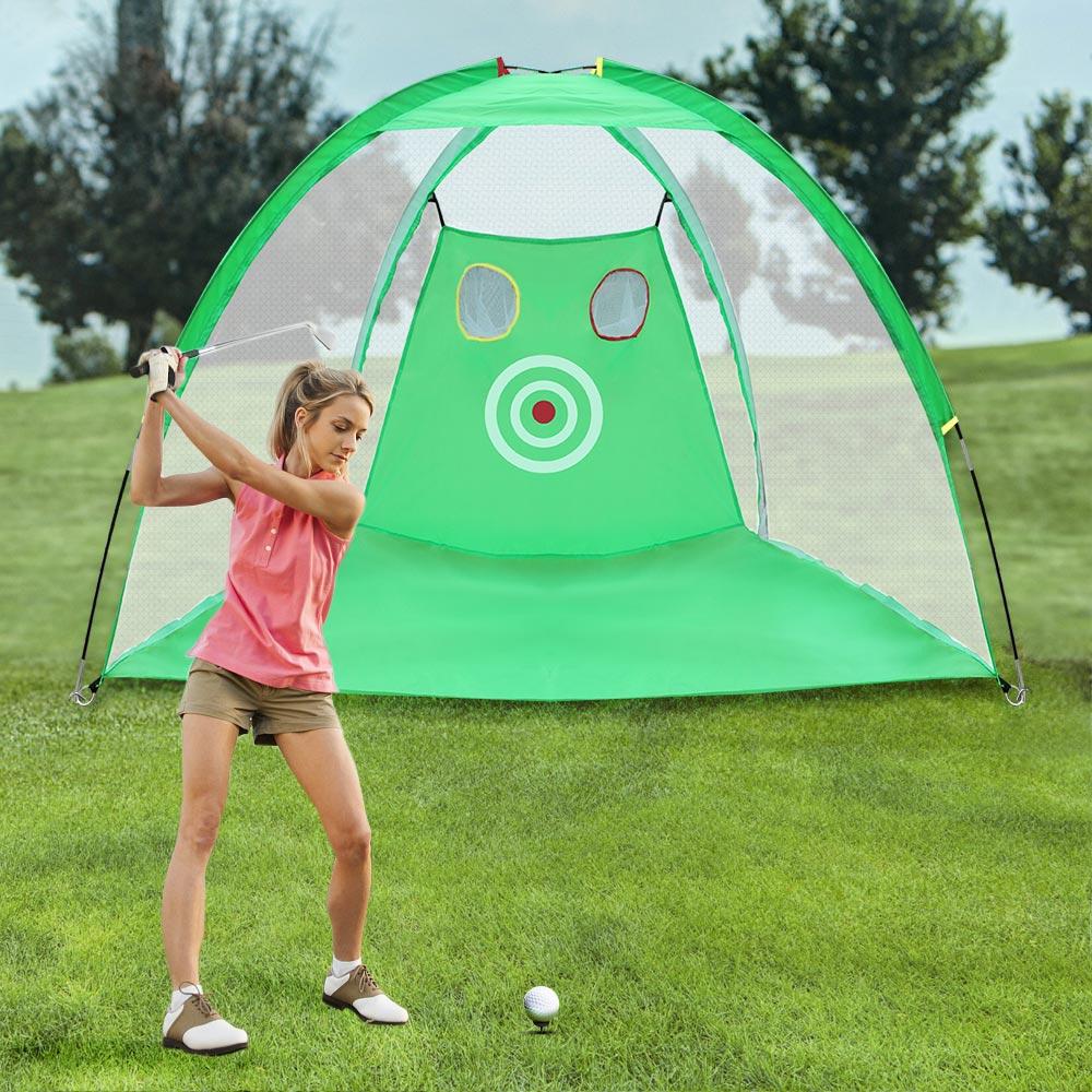 Golf Net Golf Hitting Nets With Target Backyard Driving ...