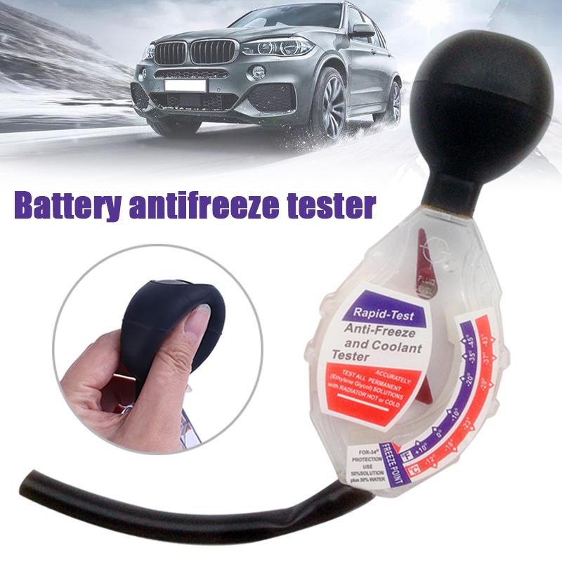 Frostschutzprüfer Frostschutztester Kühlerfrostschutz Kühlmittelprüfer KFZ Auto