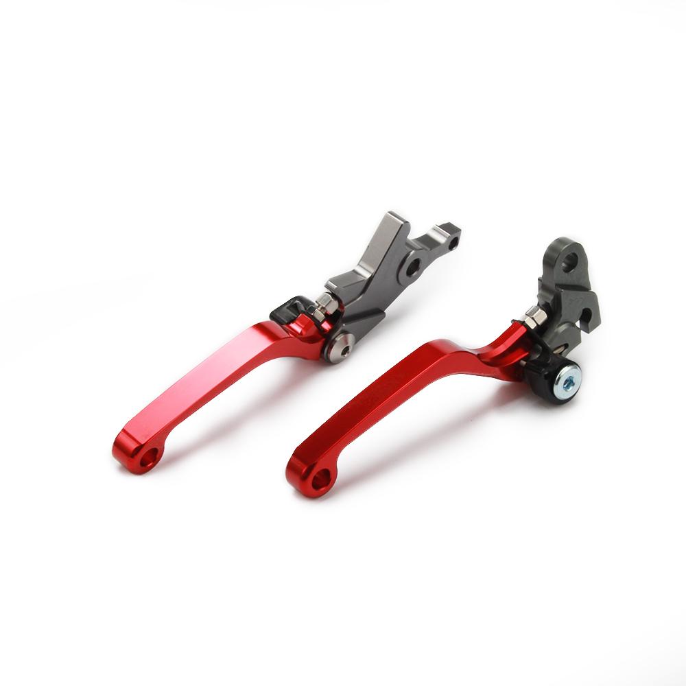 Motorcycle Clutch Brake Lever CNC Pivot For Honda CRF250L CRF250M 12-19 CRF250RL CRF250 RALLY 17-19 Black