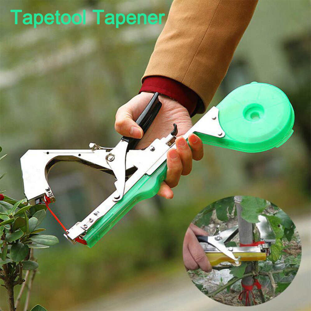 Plant Tying Tapetool Tapener Machine Flower Stem Branch Binding Hand Tool`PRO UK