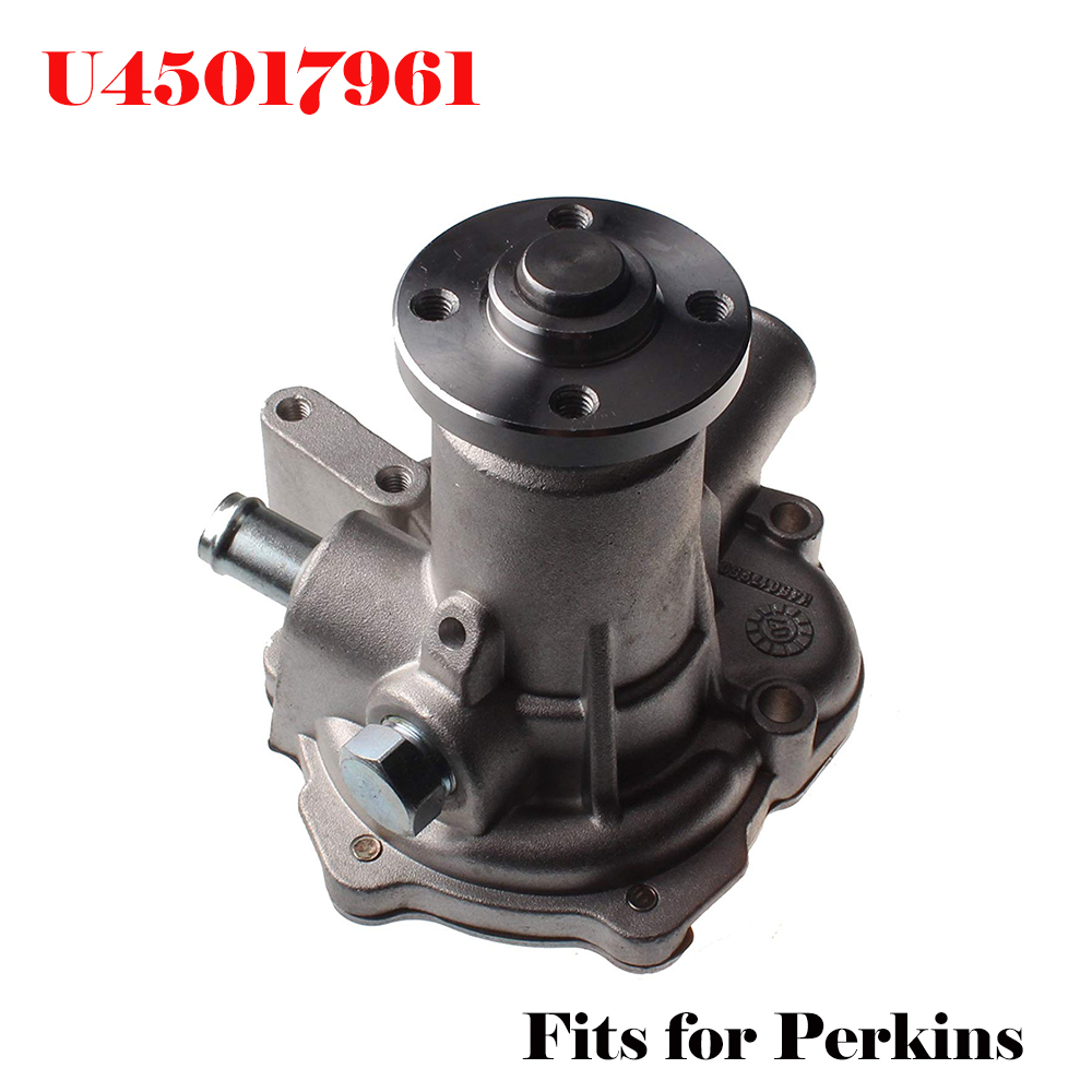 Water Pump MP10552 MP10431 Fits For Perkins Engine 804C-33T /& 804D-33T