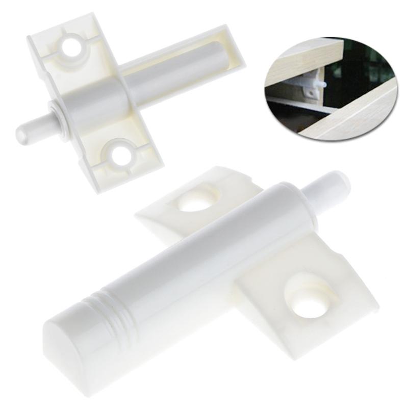 15x Door Kitchen Cabinet Cupboard Quiet Damper Buffer Soft Closer Grey White