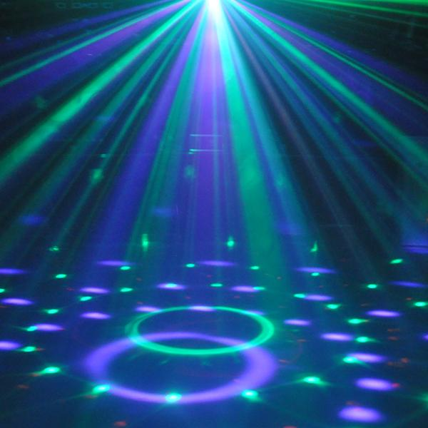 Croled-Cristal-MP3-Dj-Club-Disco-Fete-Boule-Magique-Scene-12W-Rvb-Feux-Ampoules