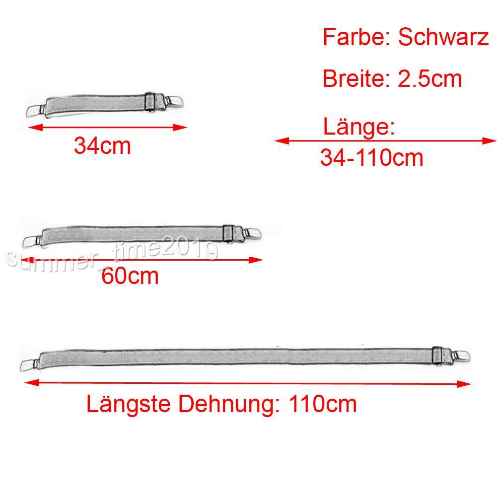 16 tlg Bettlakenspanner verstellbar 34cm-110cm Betttuchspanner Lakenspanner NEU