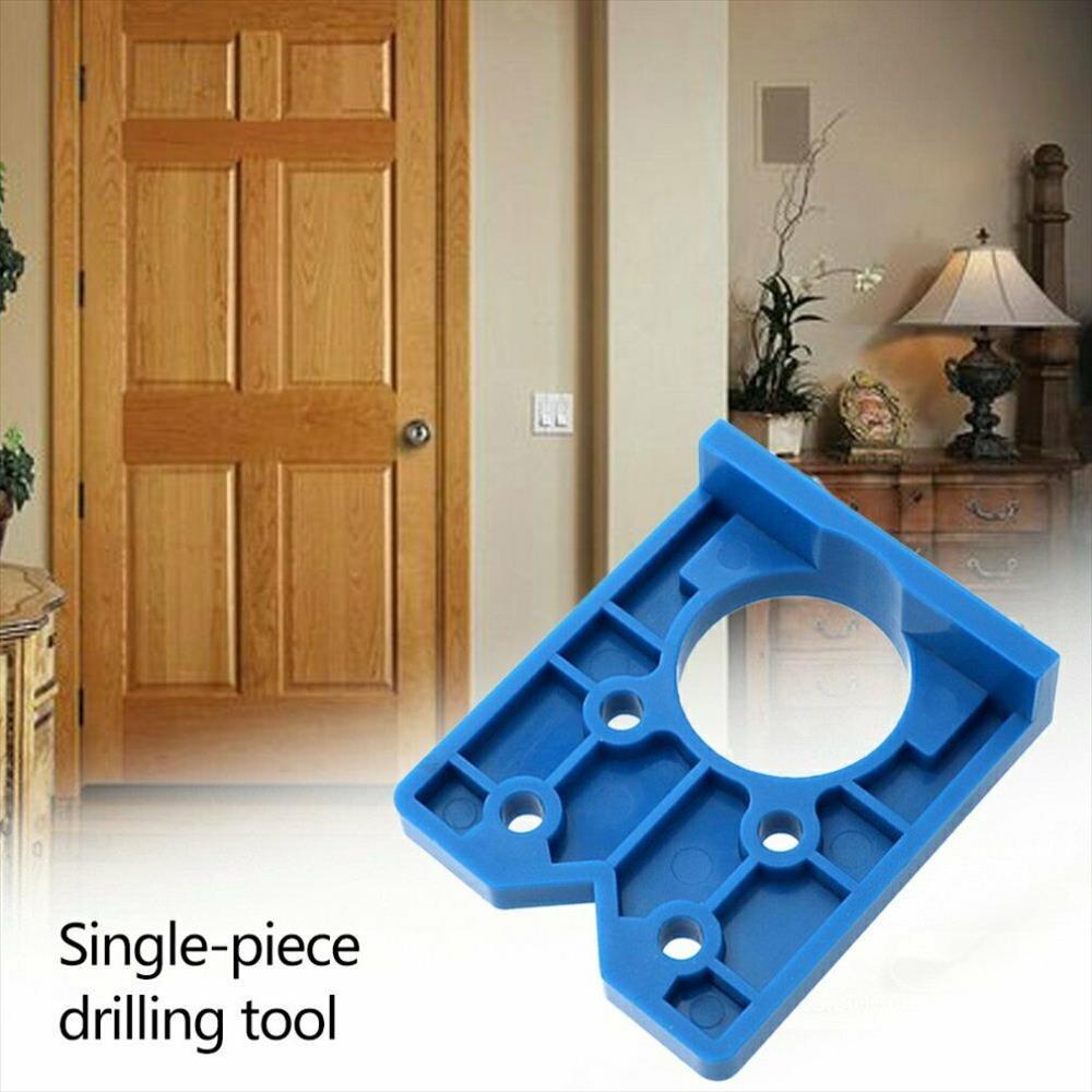 35MM Concealed Hinge Hole Jig For Kitchen Cabinet Doors ...