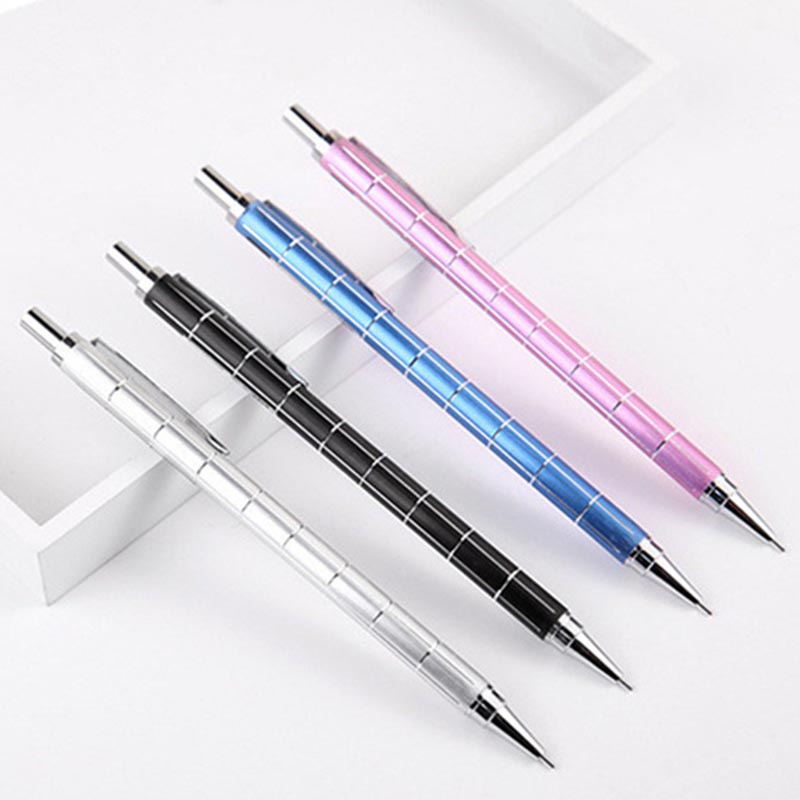 Metall Druckbleistift 0,5mm Automatischer Bleistift Für die Office School