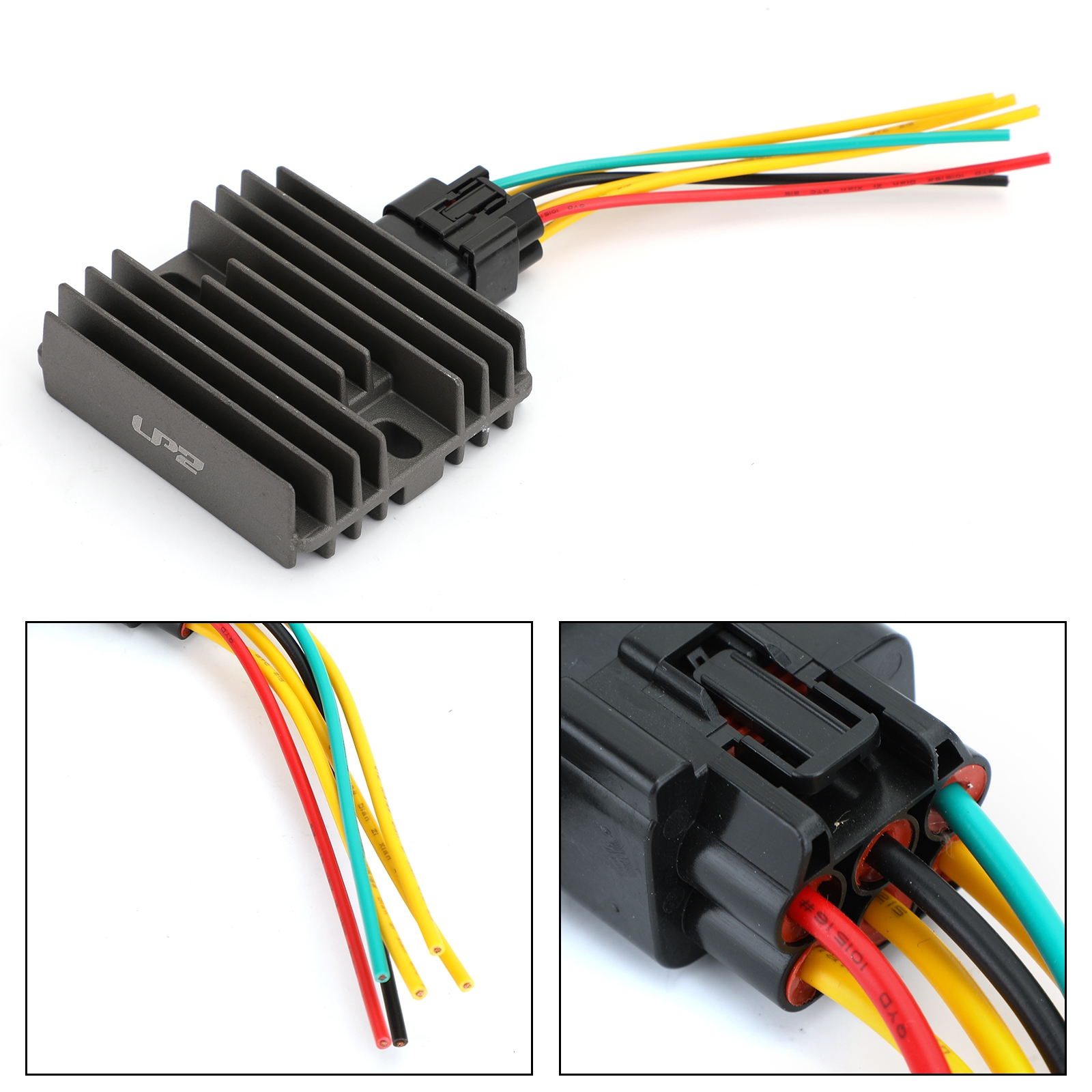 Voltage Regulator Rectifier For Yamaha Outboard 6R3-81960-10-00 90-12 115-225hp