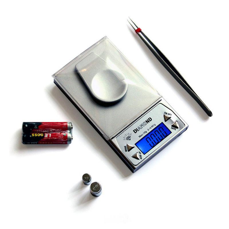 0.001g 20g Balance de Précision électronique Mini Pèse de Poche Scale Bijoux