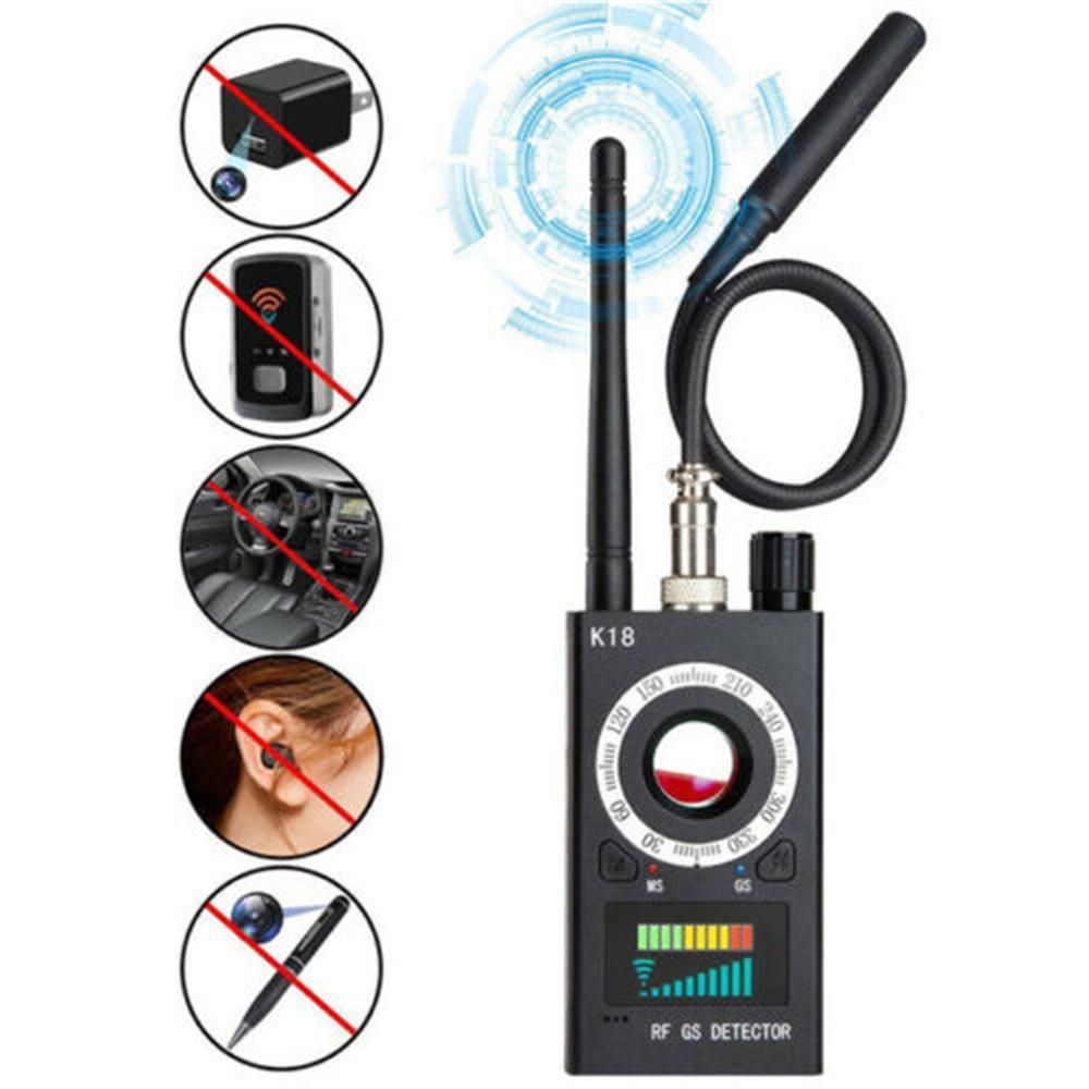 Full Range Anti Spy Bug Detect RF Signal Detector CC308