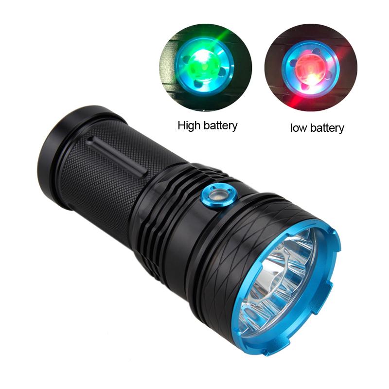 Super Hell 10x 12x XML T6 Licht Taschenlampe Flashlight Jagd Torch Fackel Lampe