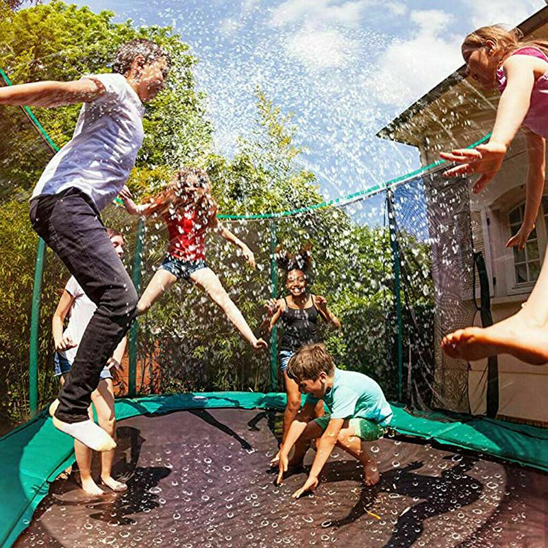 Wassersprinklerrohr für Waterpark Trampolin Kids Toy 12M Sprühschlauch